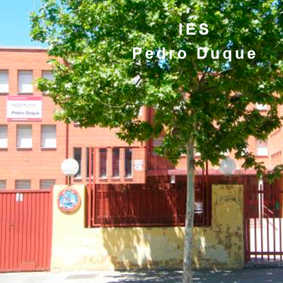 Madrid IES Pedro Duque